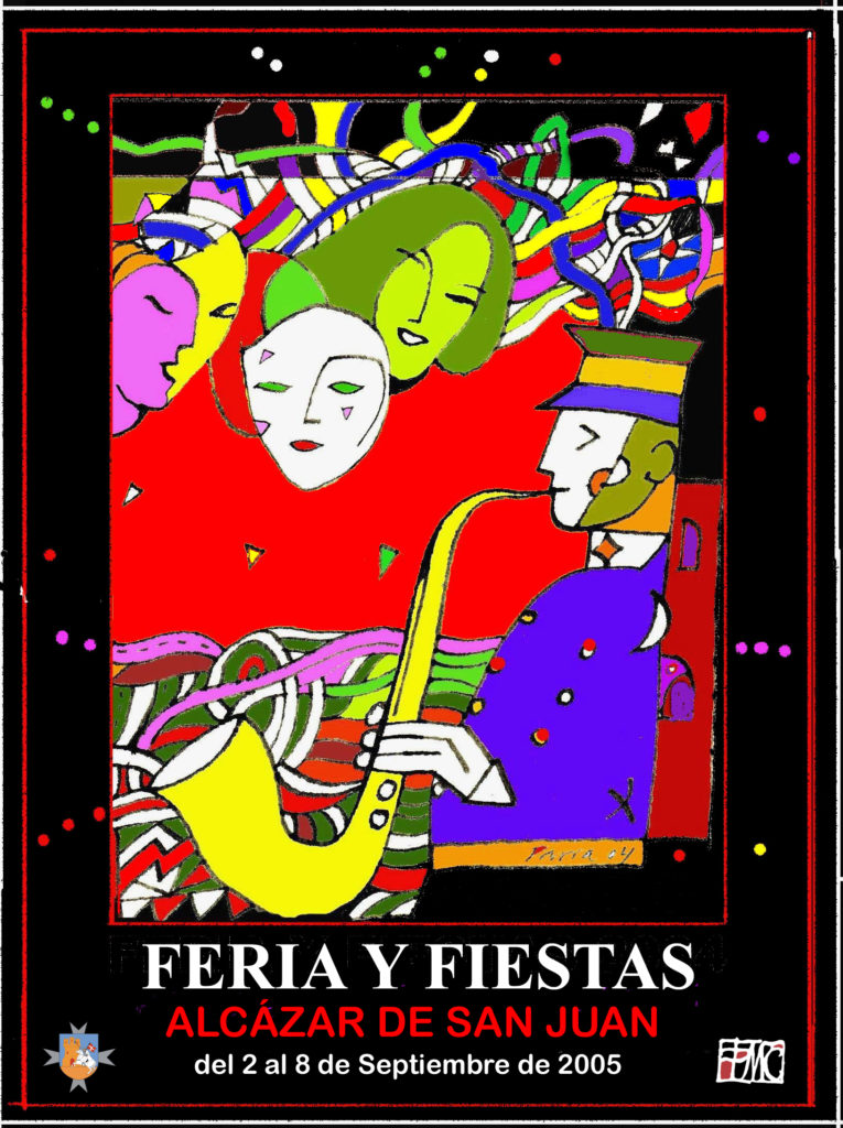 Cartel de Feria de 2005