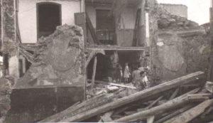 Bombardeo de Alcázar de San Juan. Bdh. BNE. Caja 42-8-2