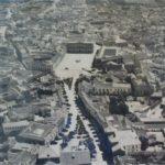 Vista aérea Plaza de España
