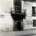 Casa de Rojas. Actual edificio del Mercado.