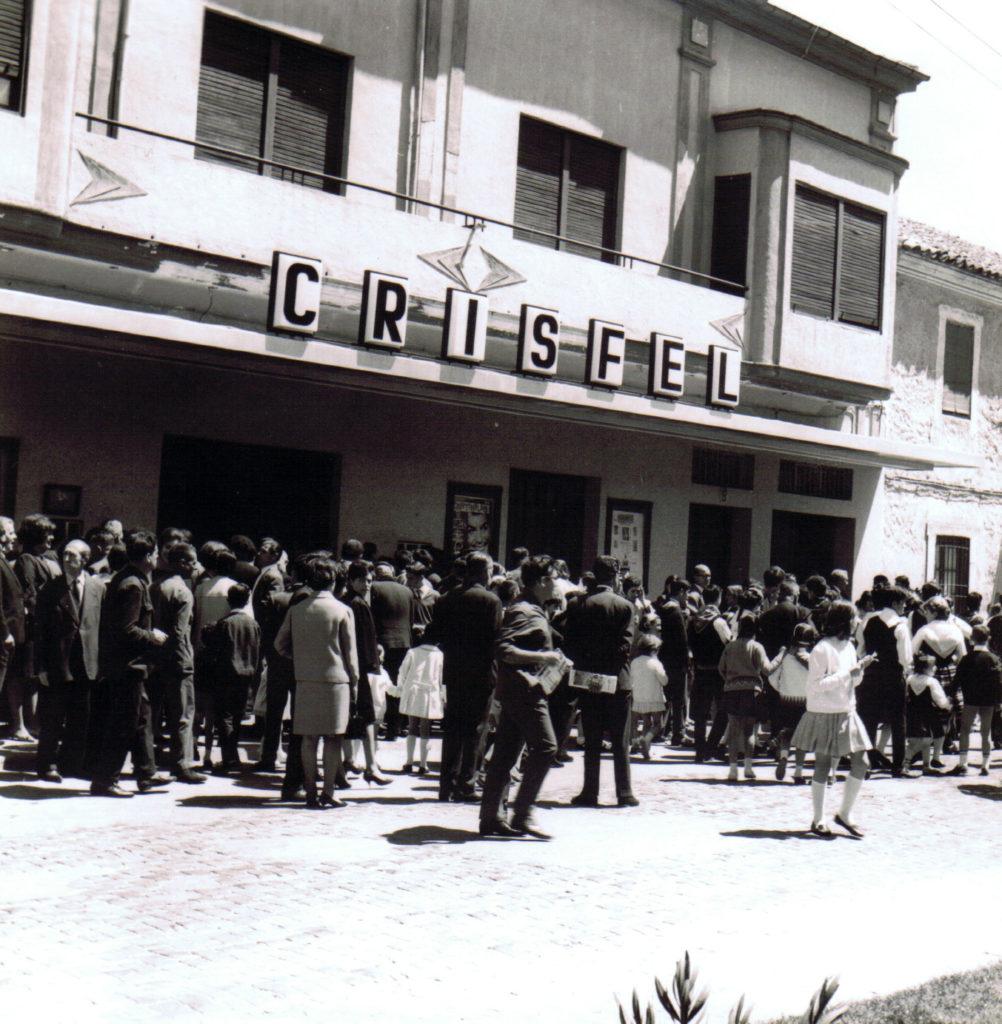 Cine Crisfel años 60