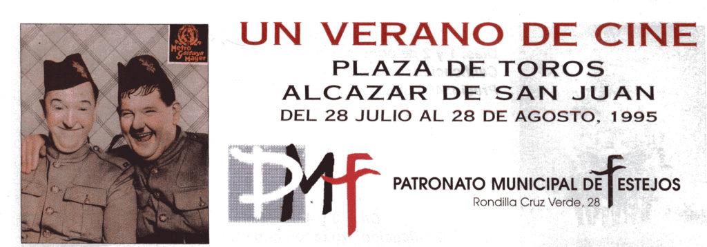 Cine de Verano 1995
