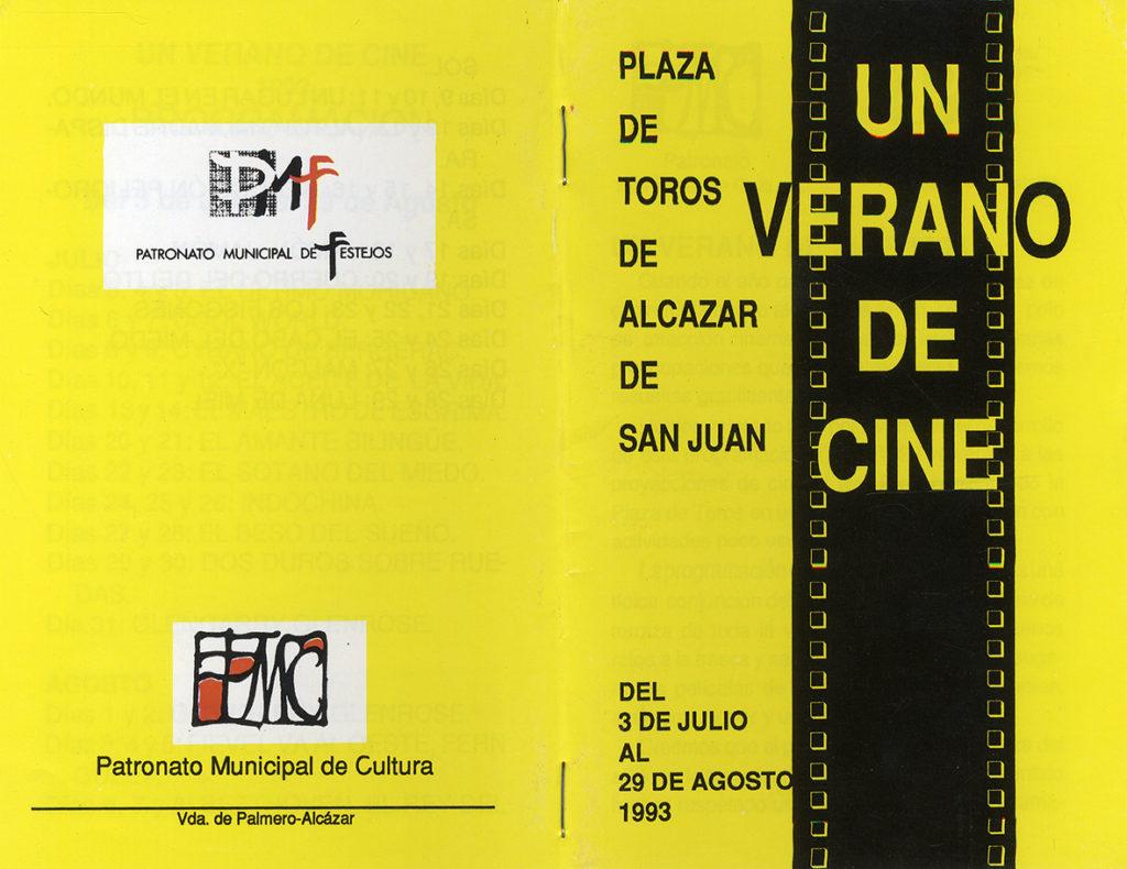 Cine de Verano PMC 1993