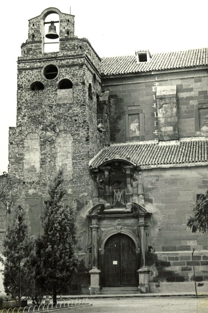 Iglesia Santa María. Coleccion Julio Maroto