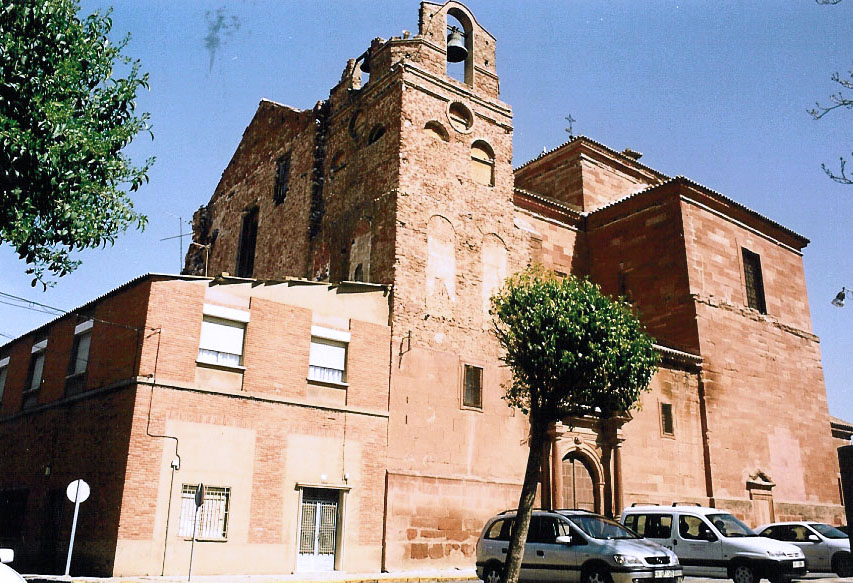 Iglesia de Santa Quiteria