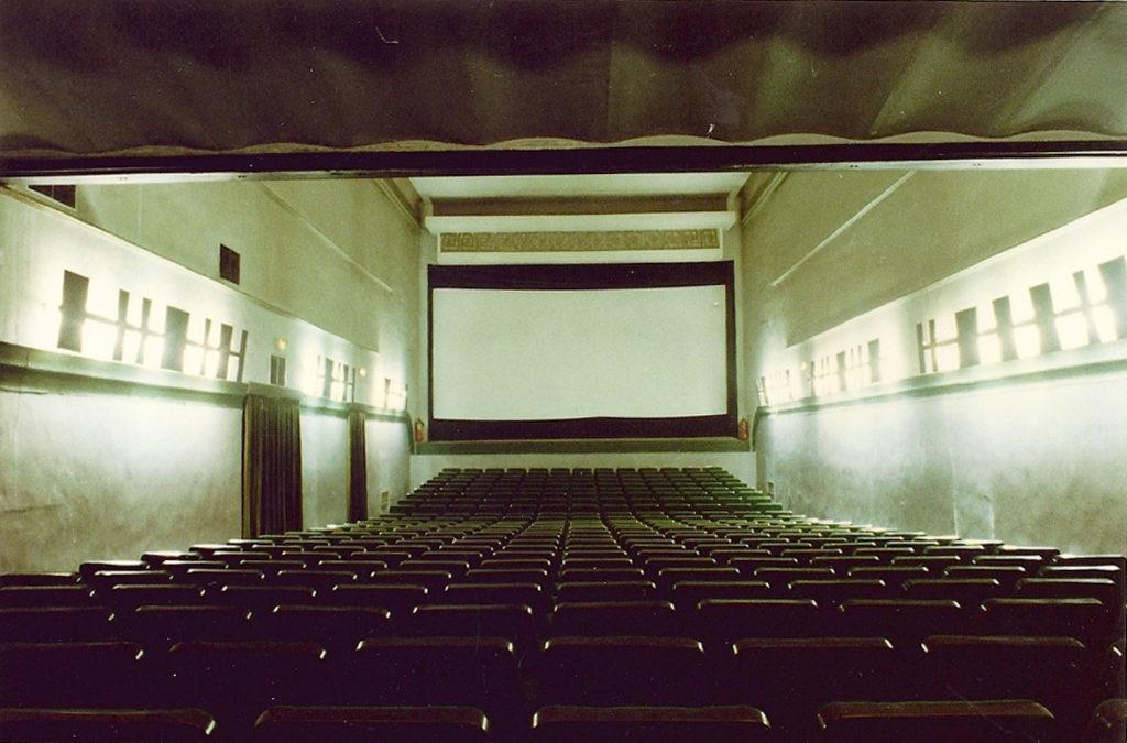 Interior Sala del cine Alcázar 3
