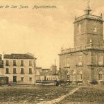 La plaza 1928.