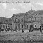 La plaza años 20.