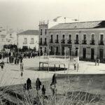 La plaza años 50