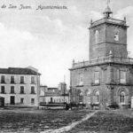 La plaza. 1926
