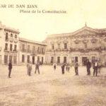 Plaza de Alcázar de San Juan