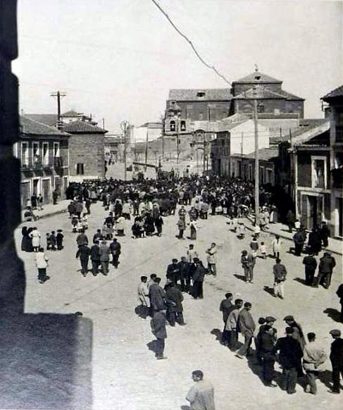 Reconstrucción de la torre. 1926