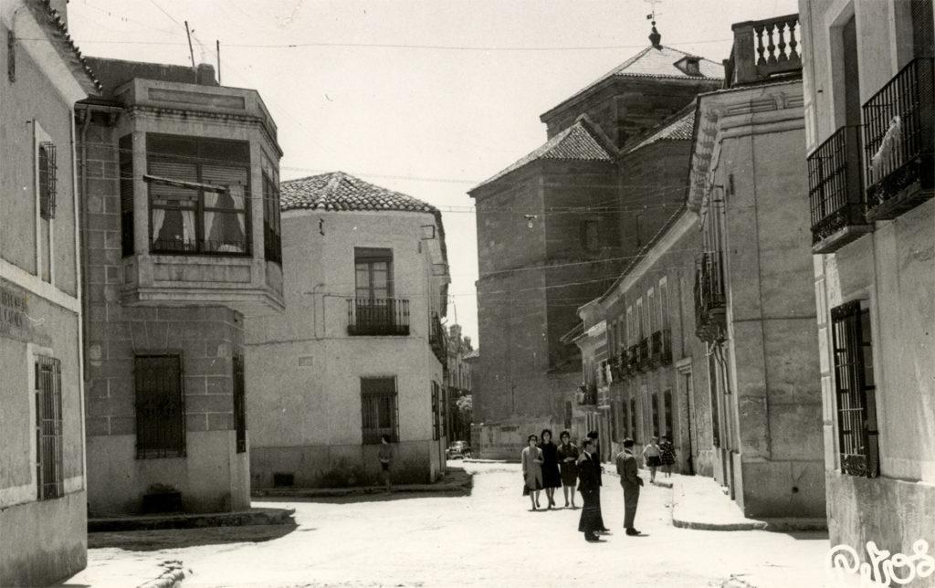 Santa Quiteria. Años 60.