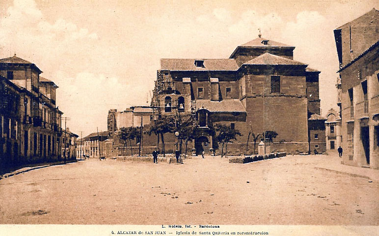 Santa Quiteria 1928.