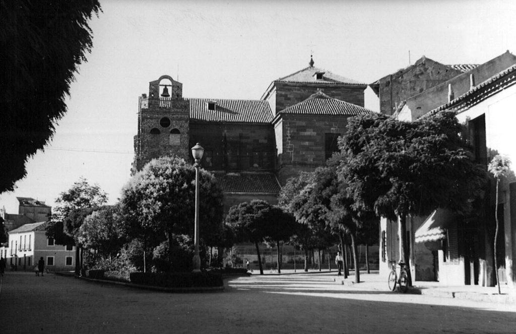 Santa Quiteria años 50. Colección Santiago Ramos Plaza.