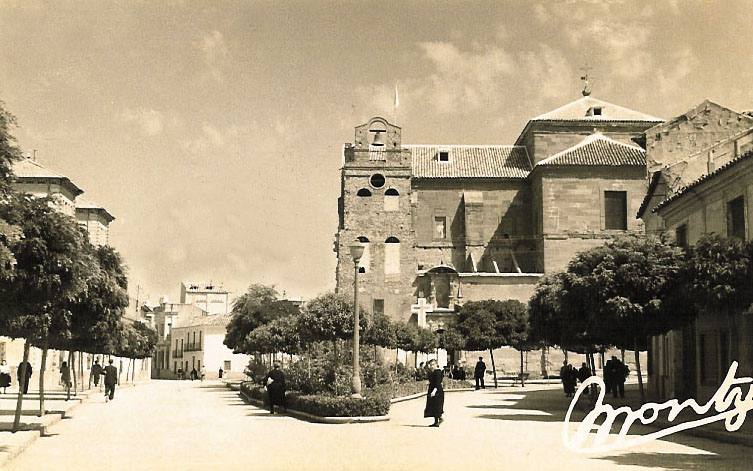 Santa Quiteria años 50.