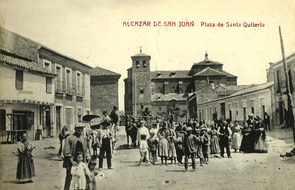 Santa Quiteria principios del siglo XX.
