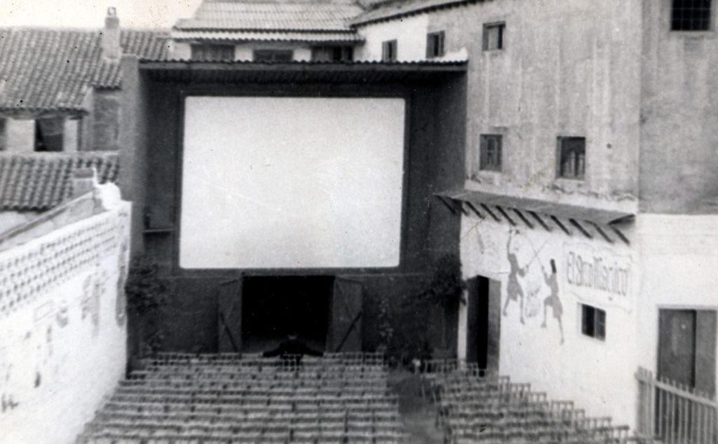 Terraza de Verano del Cine Crisfel